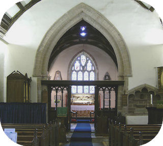 View from Nave to Chancel